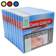 cafe creme blue precios