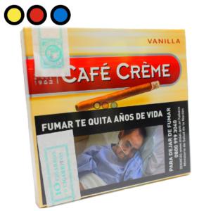 cafe creme vainilla distribuidor