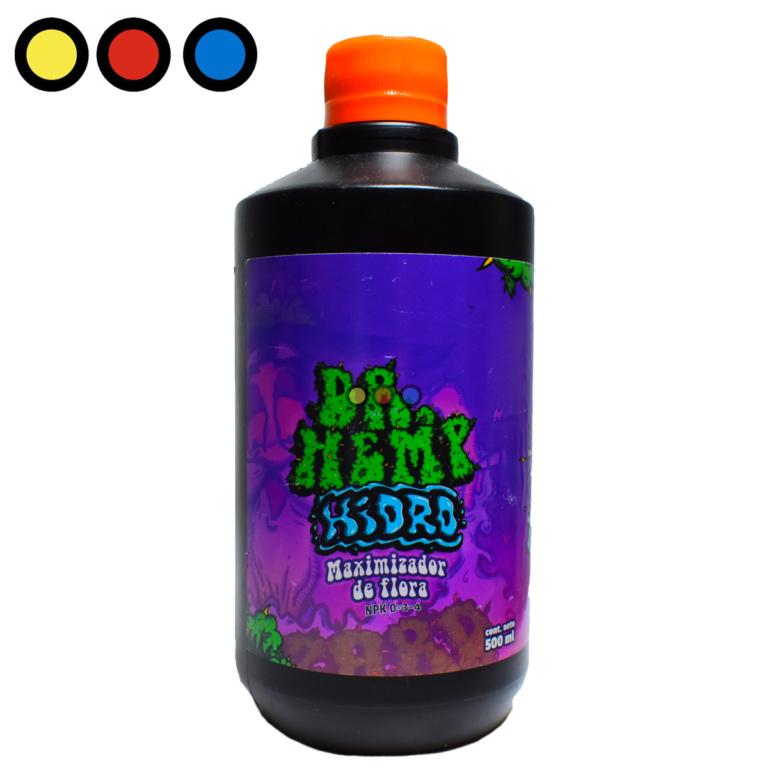 dr hemp hidro flora