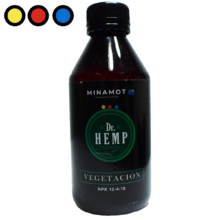 dr hemp vegetacion precios