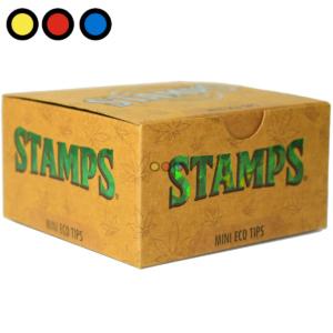 filtros tips cañamo stamps