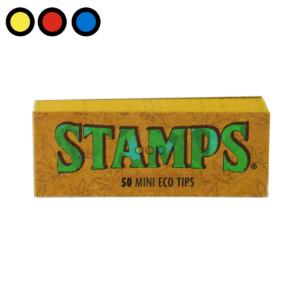 filtros tips stamps cañamo mini