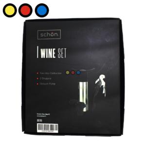 set de vinos 2 elementos ventas