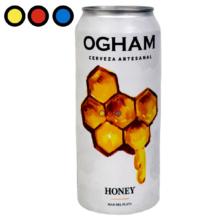 cerveza ogham honey precios