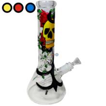 pipa bong vidrio skull and roses precios mayoristas