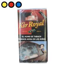 tabaco exellent kir royal precios