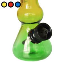 bong de vidrio pyrex mini multicolor precios online