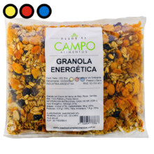 granola energetica por mayor precios