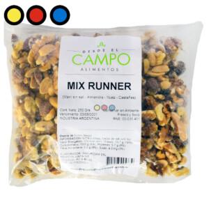 mix frutos secos runner precios