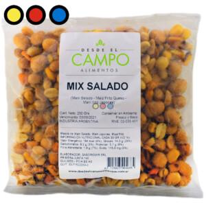 mix salado desde el campo precios