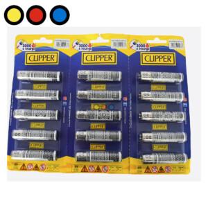 Encendedor clipper Black & White precio