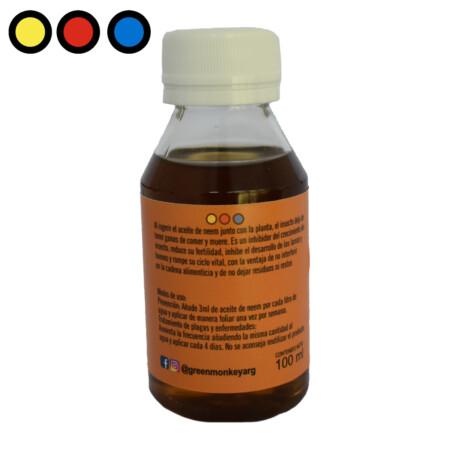 aceite neem 100mm distribuidor