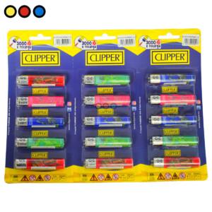 encendedor clipper color instruments 15 precios