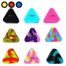 recipiente triangular silicona squadafum ventas
