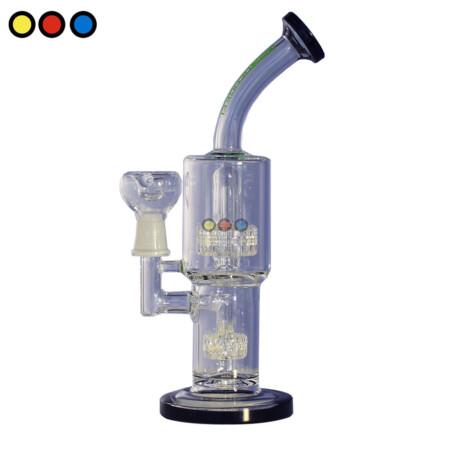 Bong vidrio 23cm DK 6021 por mayor POP
